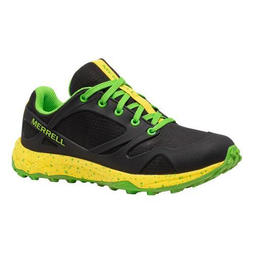 Merrell Kids Altalight Low Shoes Blklime