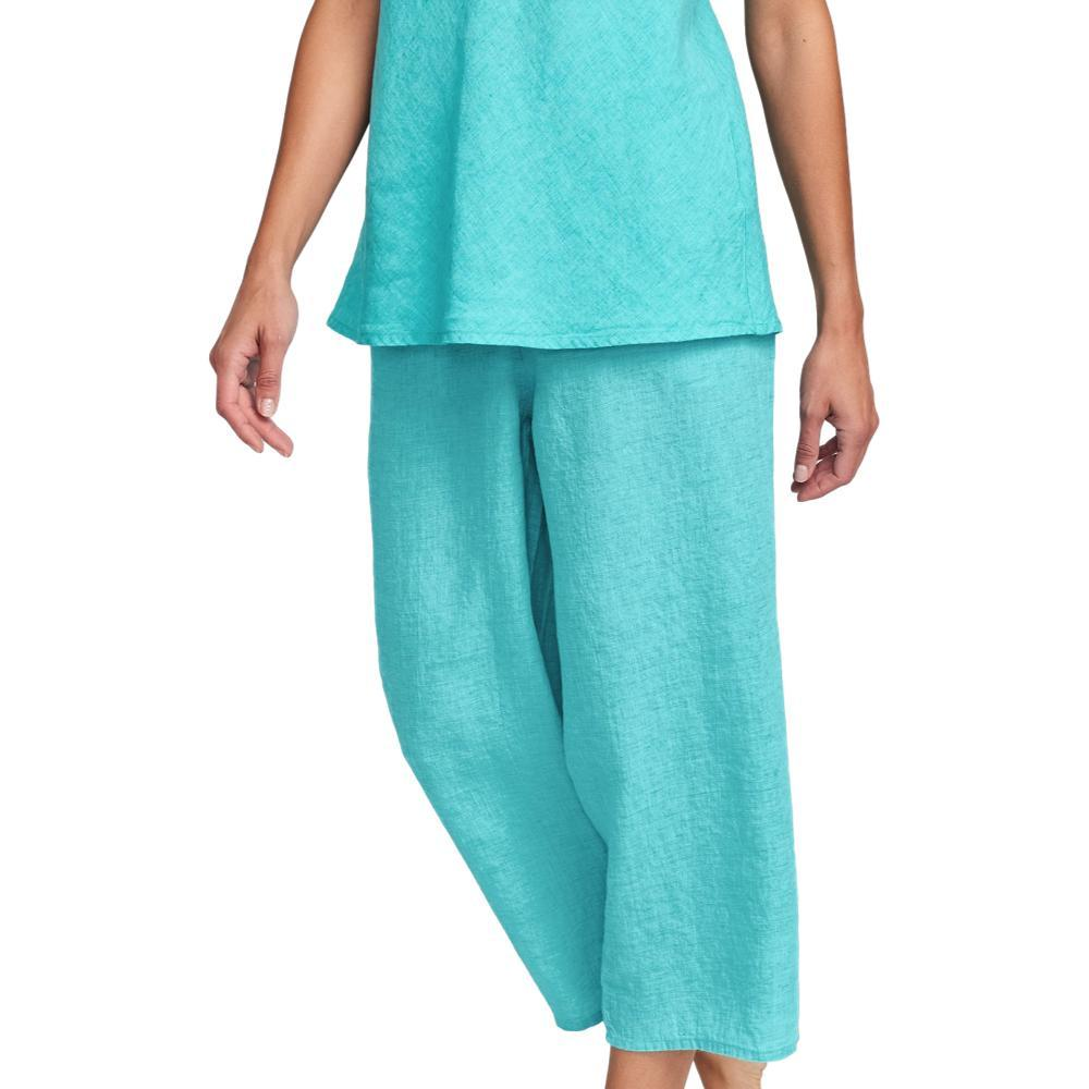 FLAX Women's Pedal Pant TEALYARN