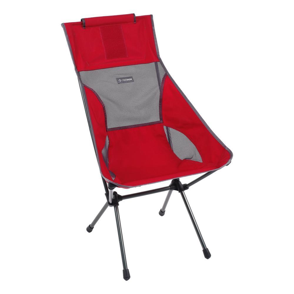 Helinox Sunset Chair SCARLET_IRON
