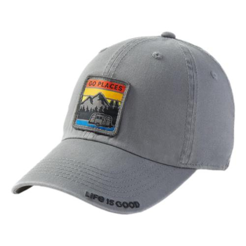 Life is Good Go Places Chill Cap Slategray