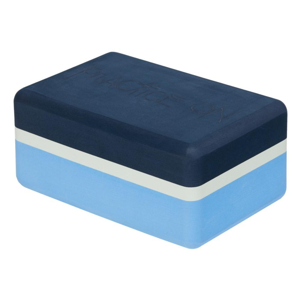 Manduka Recycled Foam Yoga Block SURF