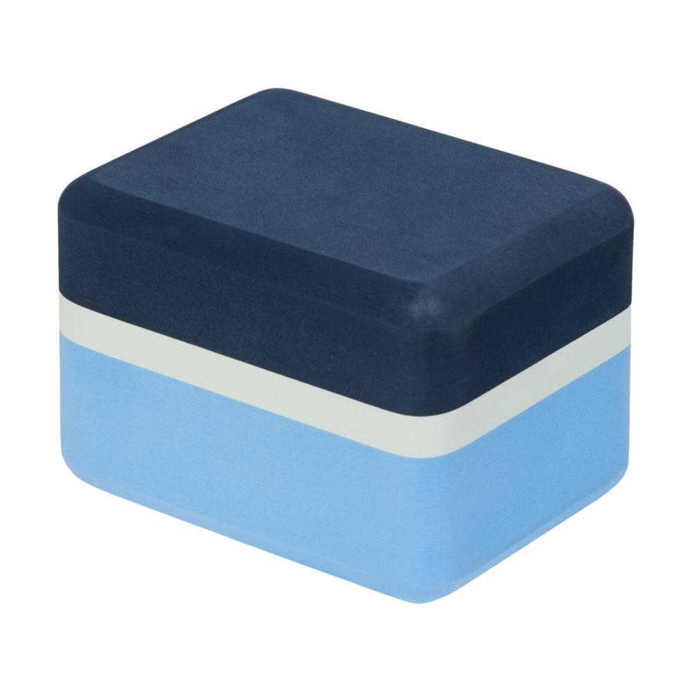 Manduka Recycled Foam Yoga Mini Block SURF