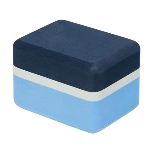 Manduka Recycled Foam Yoga Mini Block Surf