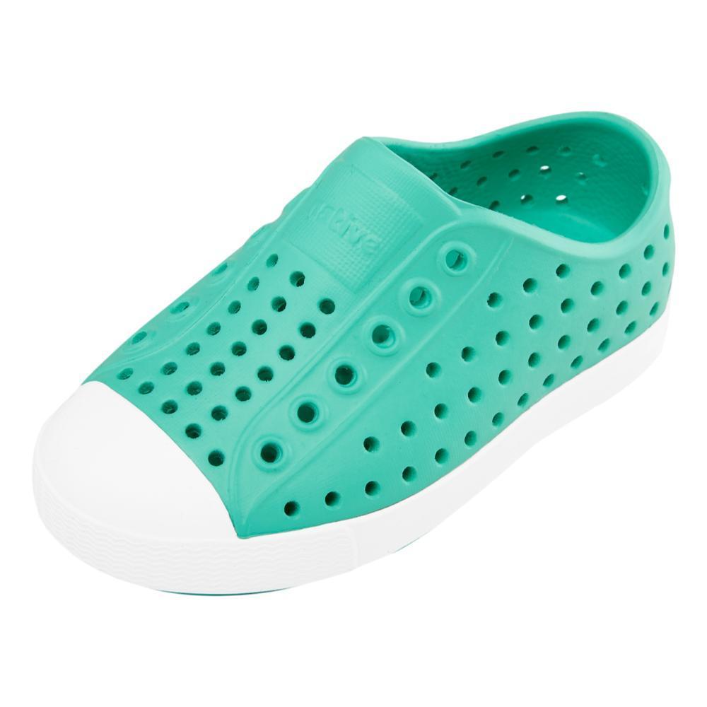 Native Kids Jefferson Shoes MINTYGRN