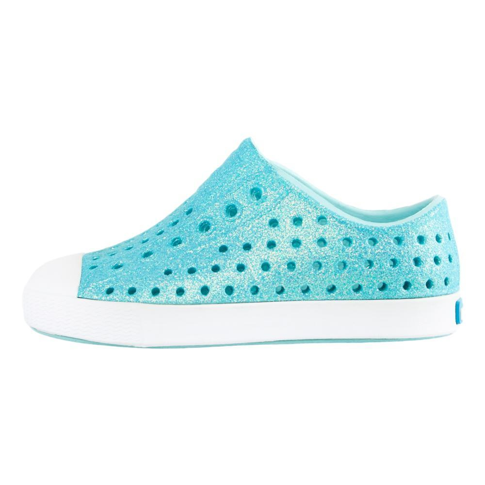 Native Toddler Jefferson Bling Shoes PDMNTBLUE