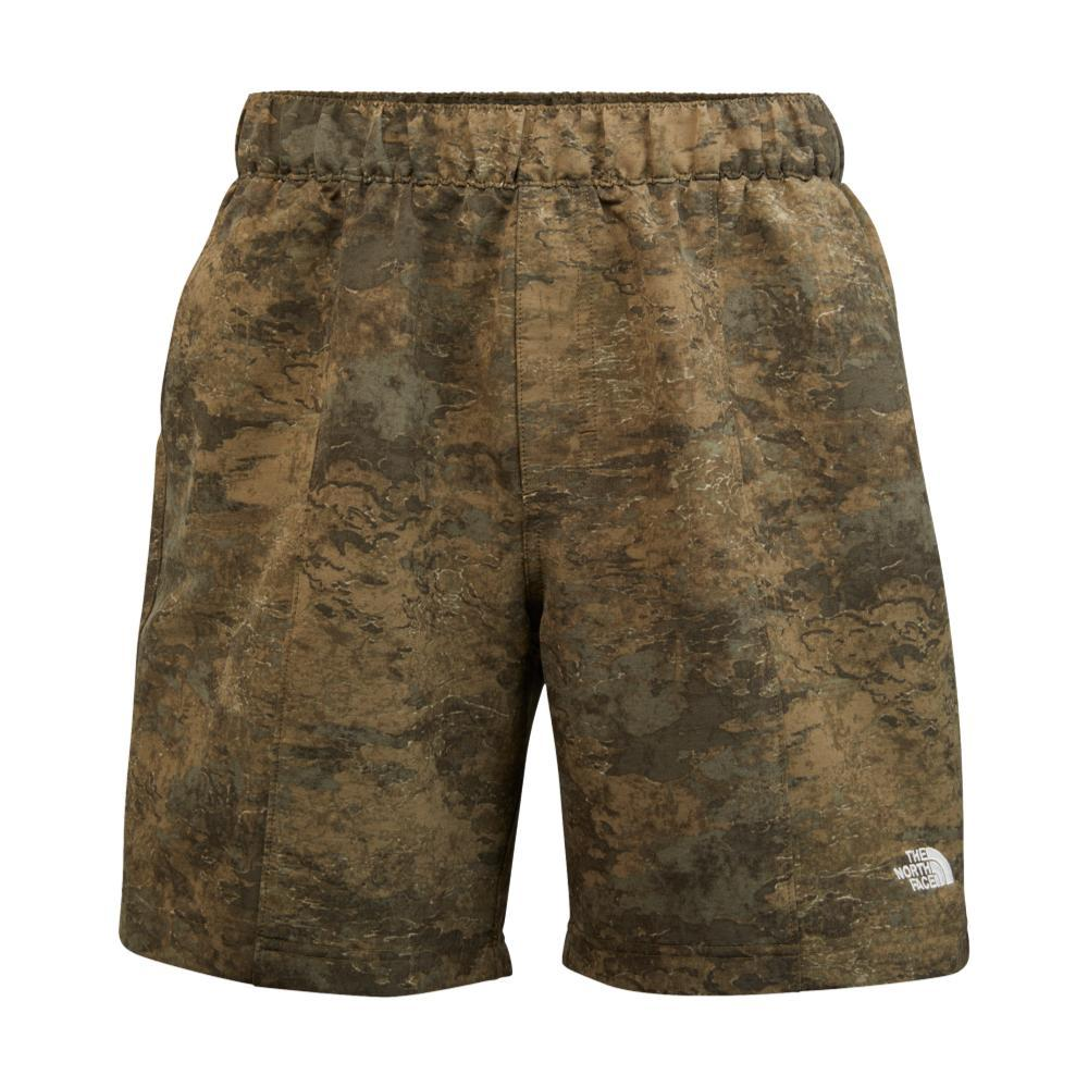 The North Face Men's Class V Pull-On Trunks - 7in Inseam OLIVE_02D