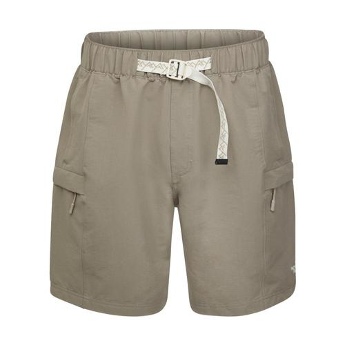 The North Face Men's Class V Belted Shorts - Long Grey_vq8