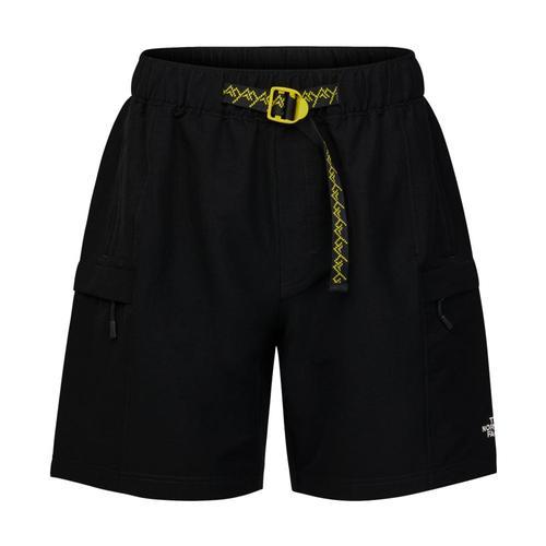The North Face Men's Class V Belted Shorts - Regular Black_c1v