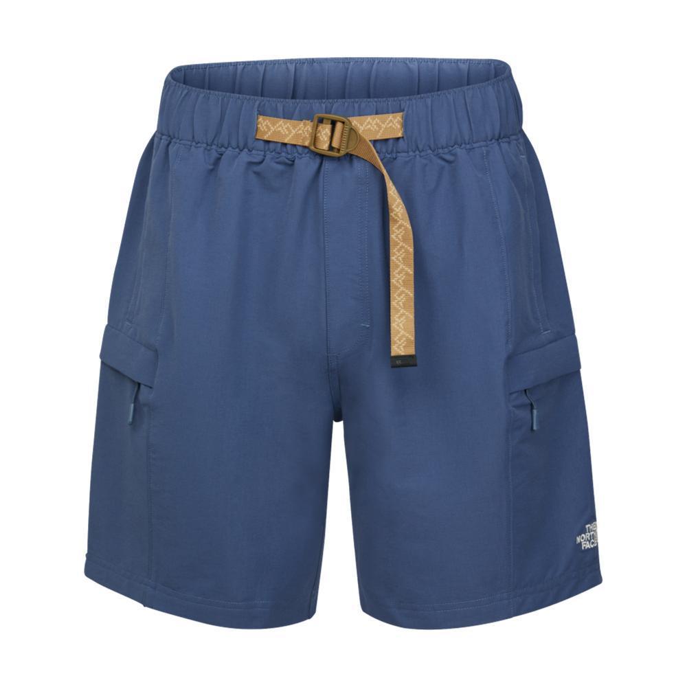 The North Face Men's Class V Belted Shorts - Regular INDIGO_WC4