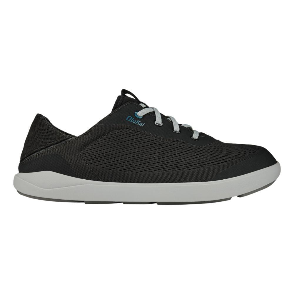 OluKai Men's Moku Pae Shoes BLK.BLU_40QS