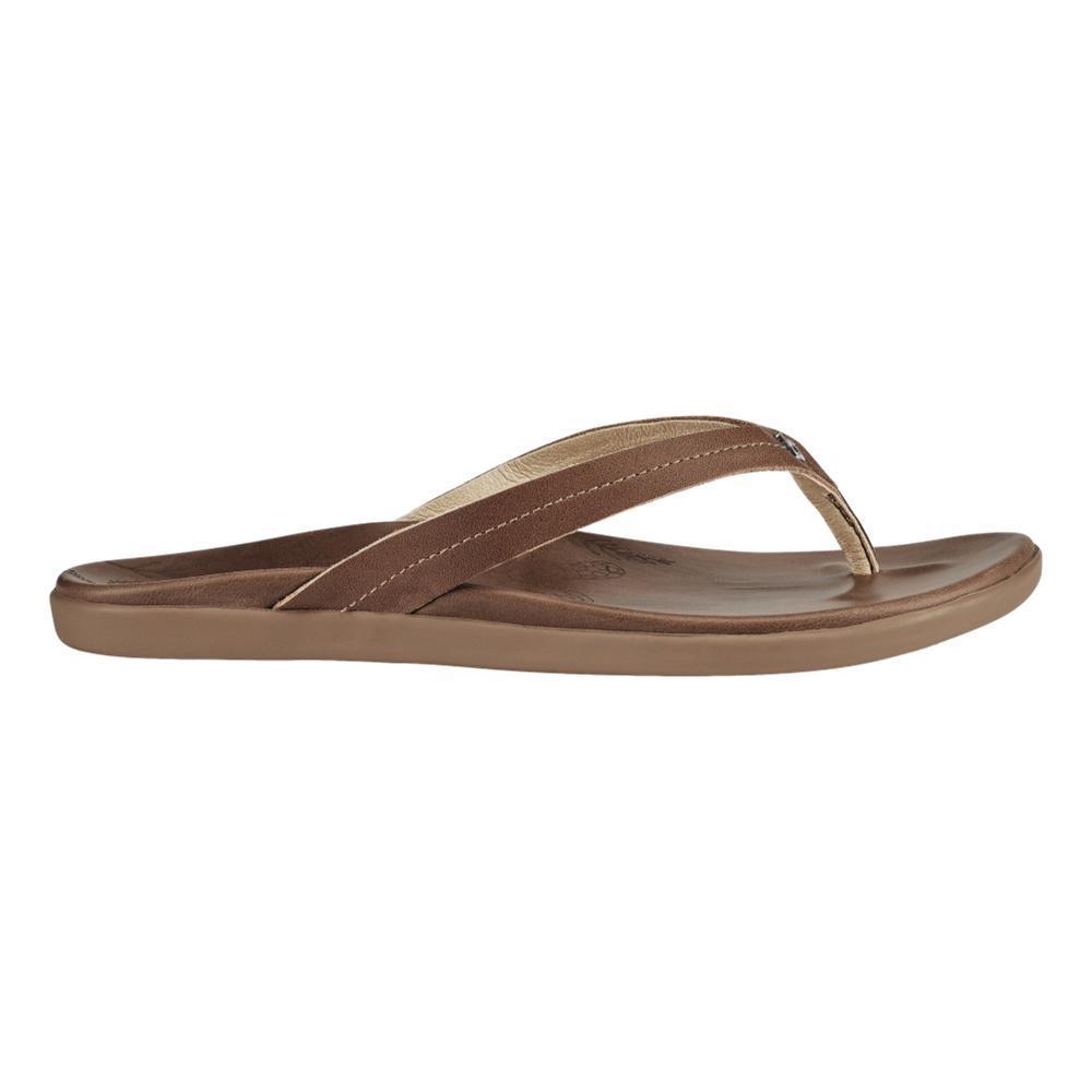 OluKai Women's Honu Sandals TAN.TAN_3434