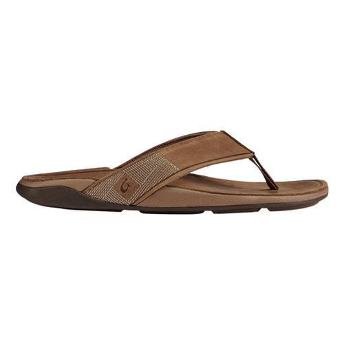 OluKai Men's Tuahine Sandals Toffee_3333