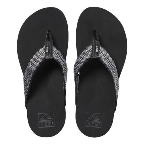 Reef Men's Newport Woven Sandals Grey