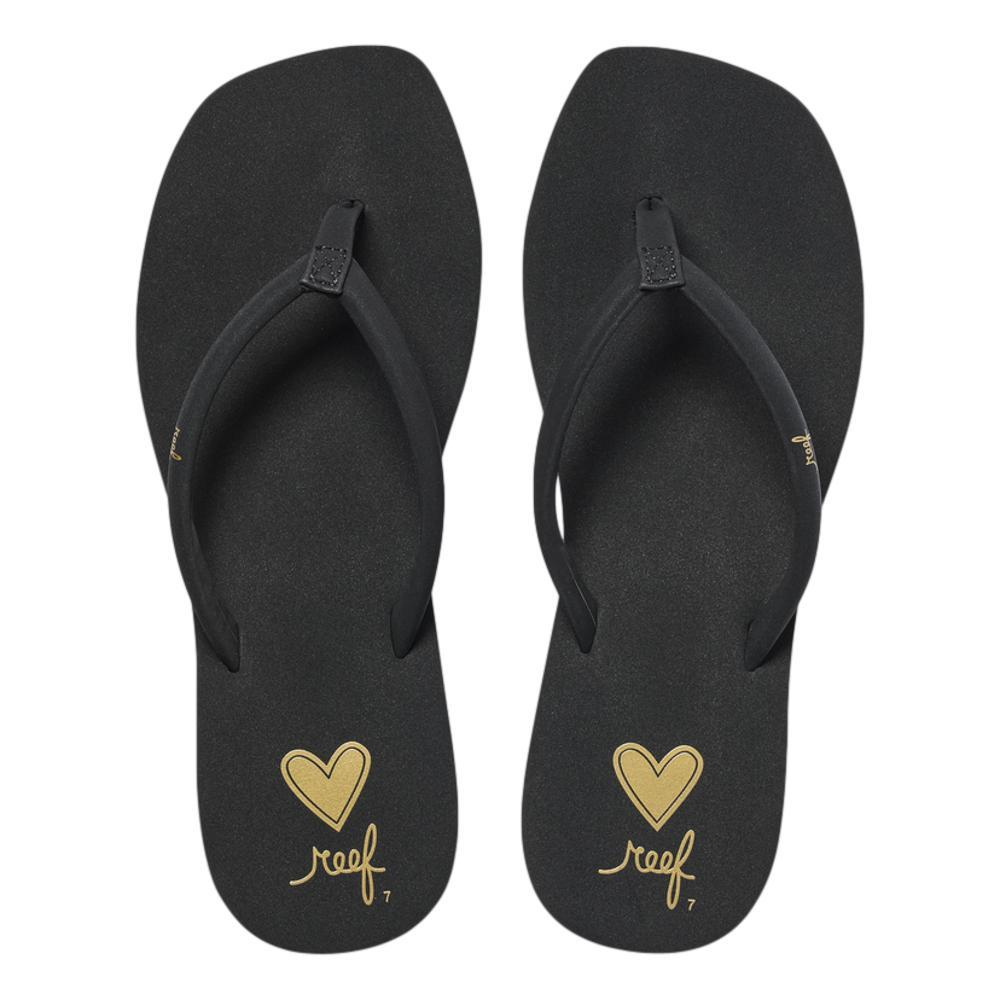 Reef Women's Seas Sandals BLACK