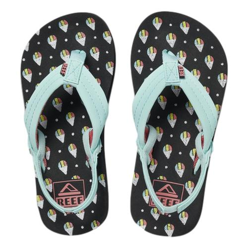 Reef Kids Little Ahi Sandals Snowcone