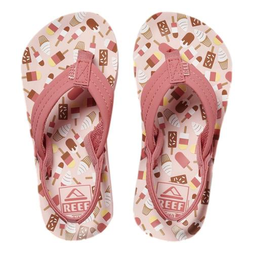 Reef Kids Little Ahi Sandals Icecreamtrk