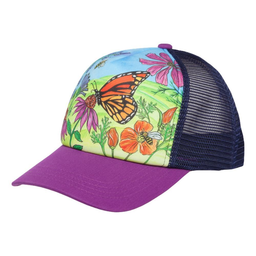 Sunday Afternoons Kids Butterfly and Bees Trucker Hat BUTTERFLY