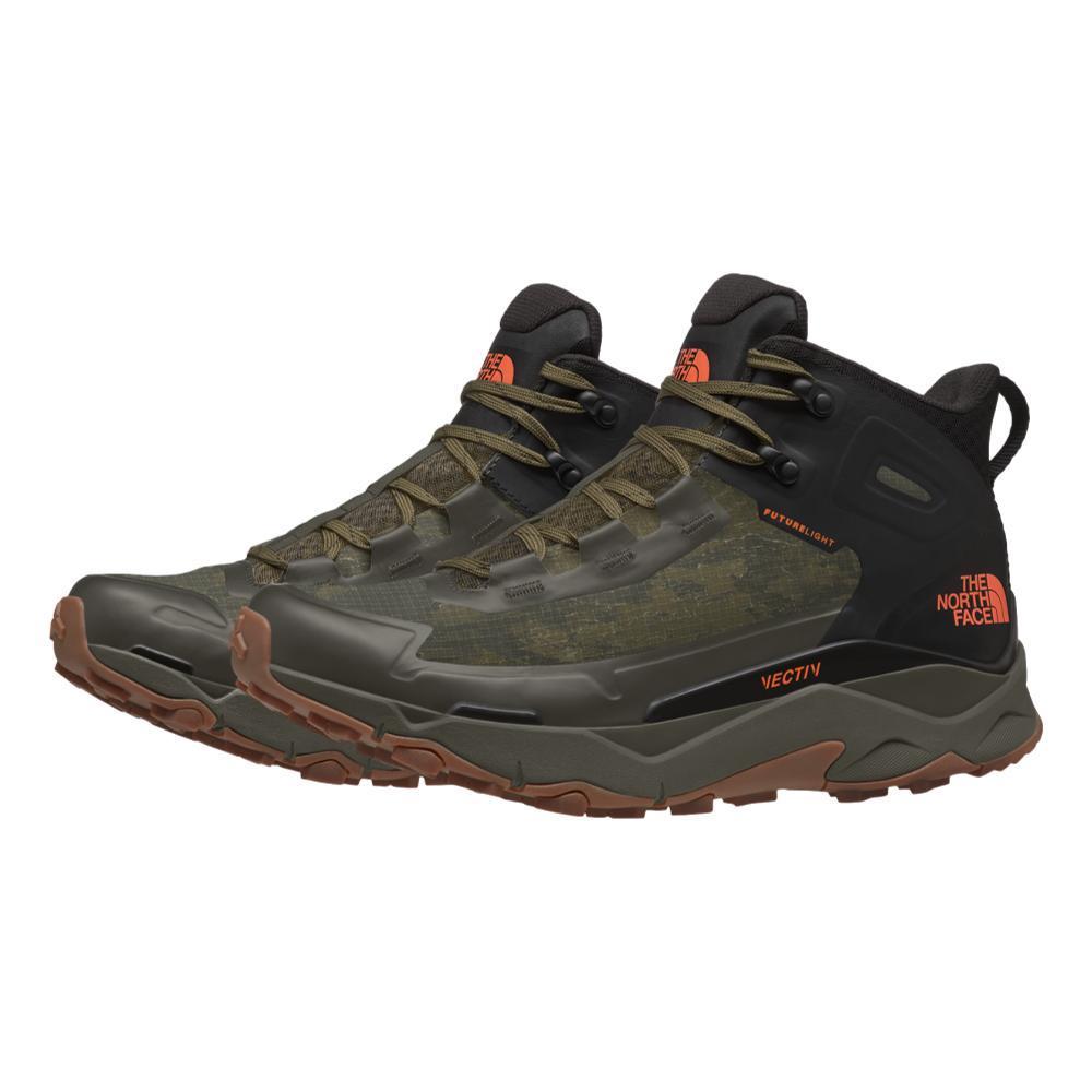 The North Face Men's VECTIV Exploris Mid FUTURELIGHT Hiking Boots MOLV.BLK_0BL