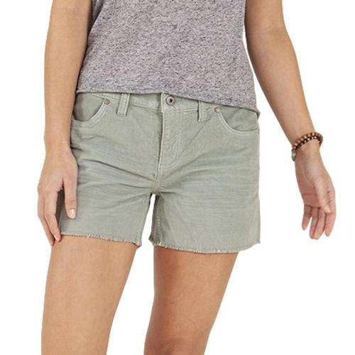 Carve Designs Women's Oahu Shorts - 4in Inseam Thyme_330