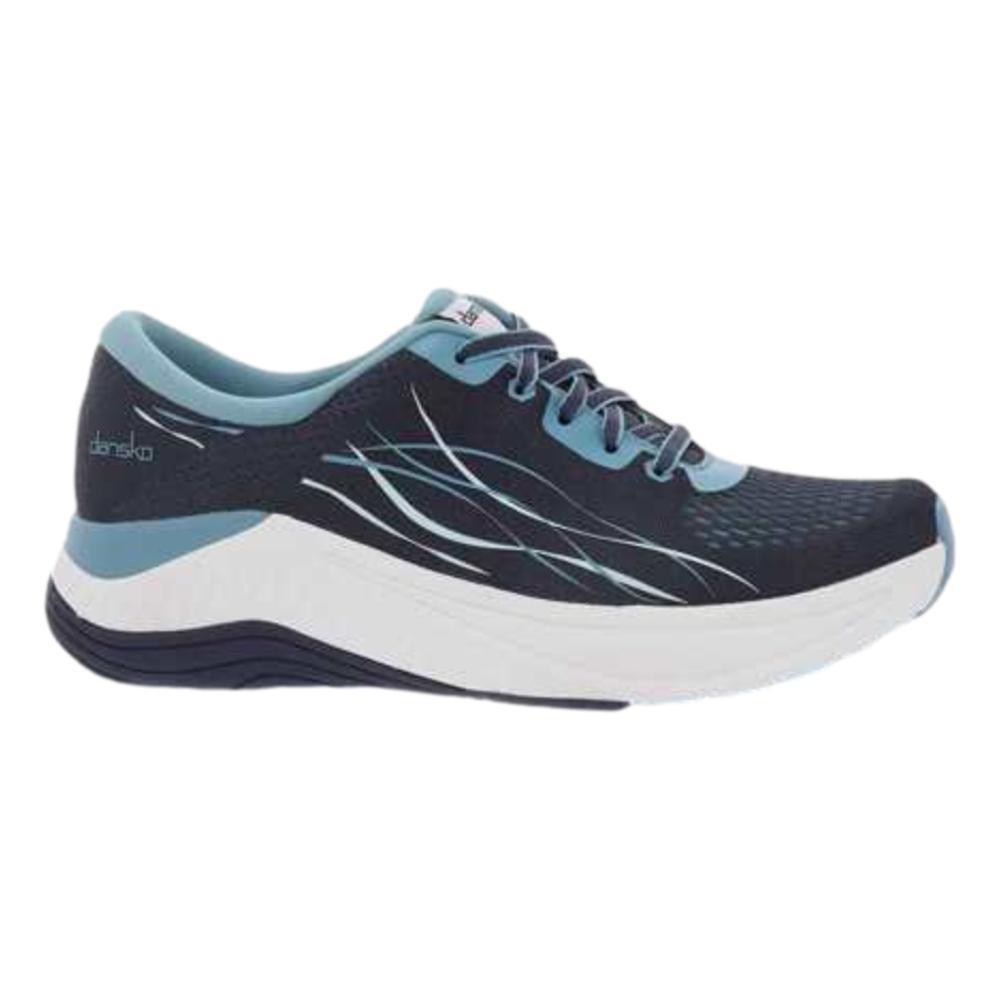 Dansko Women's Pace Walking Shoes NAVY.MSH