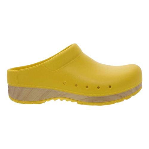 Dansko Women's Kane EVA Clogs Yellow