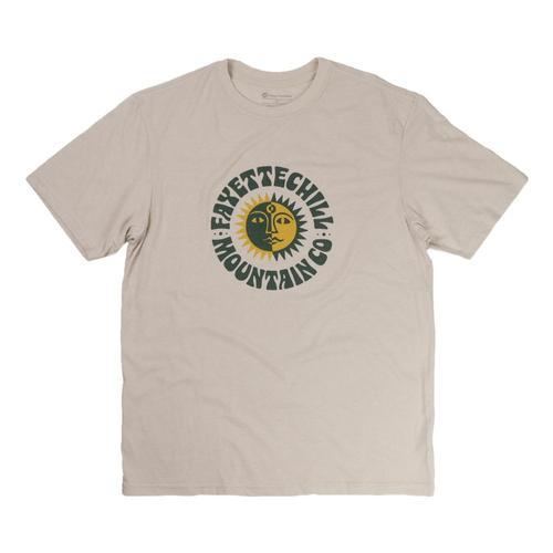 Fayettechill Men's Sol Tee Shirt Frvanilla