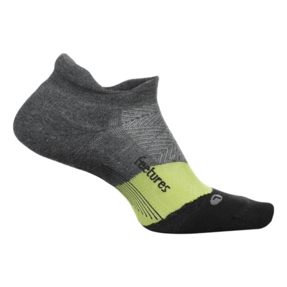Feetures Unisex Elite Max Cushion No Show Tab Socks NIGHTVISIO