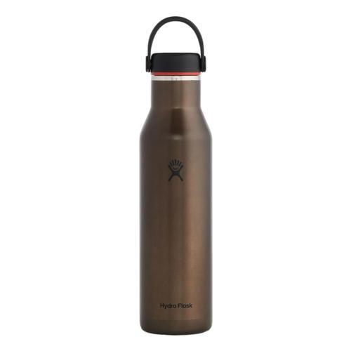 Hydro Flask 21oz Lightweight Standard Mouth Trail Series Bottle Obsidian