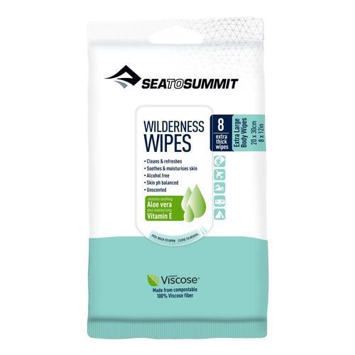 Sea To Summit Wilderness Wipes - XL