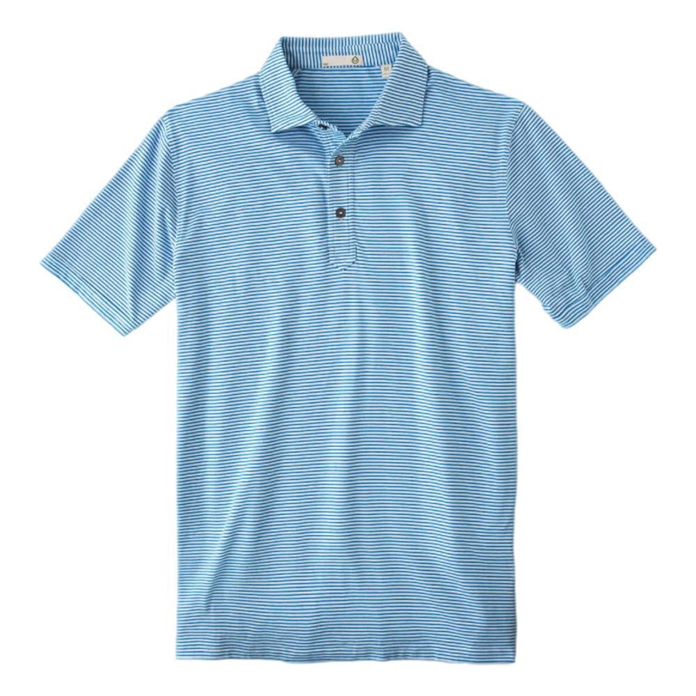 tasc Men's Everywear Polo CLEARBLUE_484