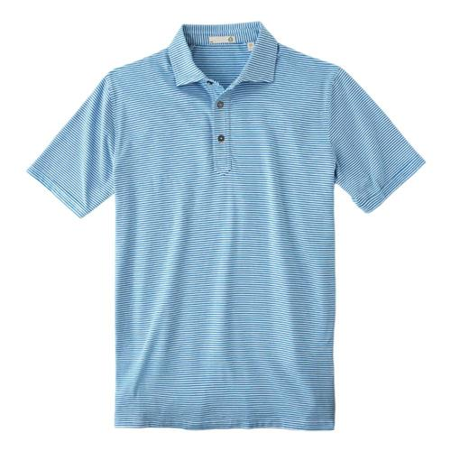 tasc Men's Everywear Polo Clearblue_484