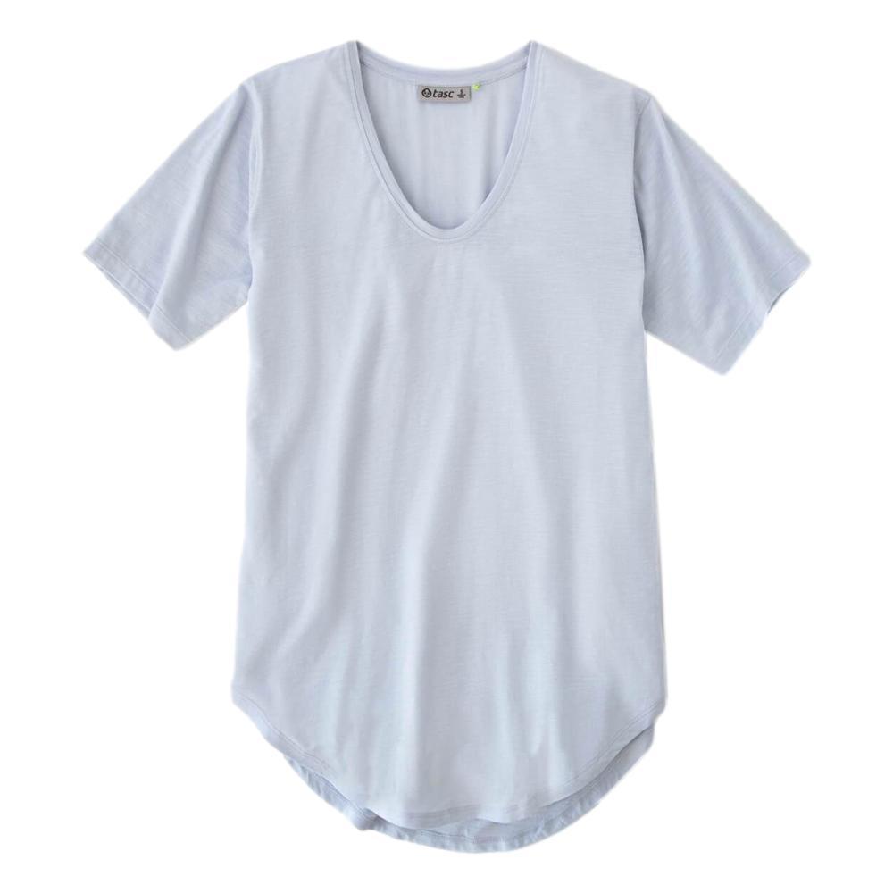 tasc Women's Longline T-Shirt MIST_466