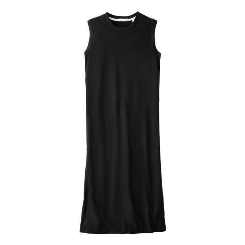 tasc Women's Easy Go Tank Dress Black_001