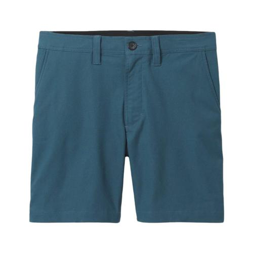 prAna Men's Alameda Shorts - 7in Deepstellar