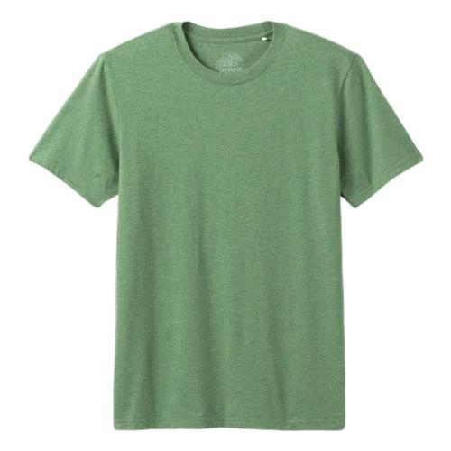 prAna Men's Crew T-Shirt Pineneedle