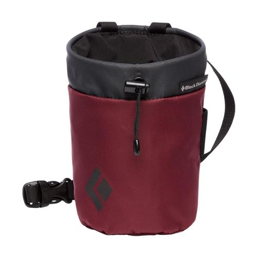 Black Diamond Repo Chalk Bag - M/L Cranberry