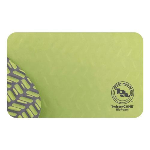Big Agnes TwisterCane BioFoam Hiking Seat Green