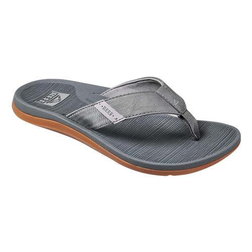 Reef Men's Santa Ana Sandals Grey