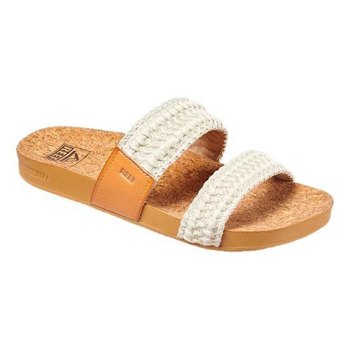 Reef Women's Cushion Vista Thread Sandals Vintage