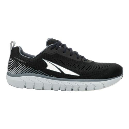 Altra Men's Provision 5 Road Running Shoes Blk.Gry_020
