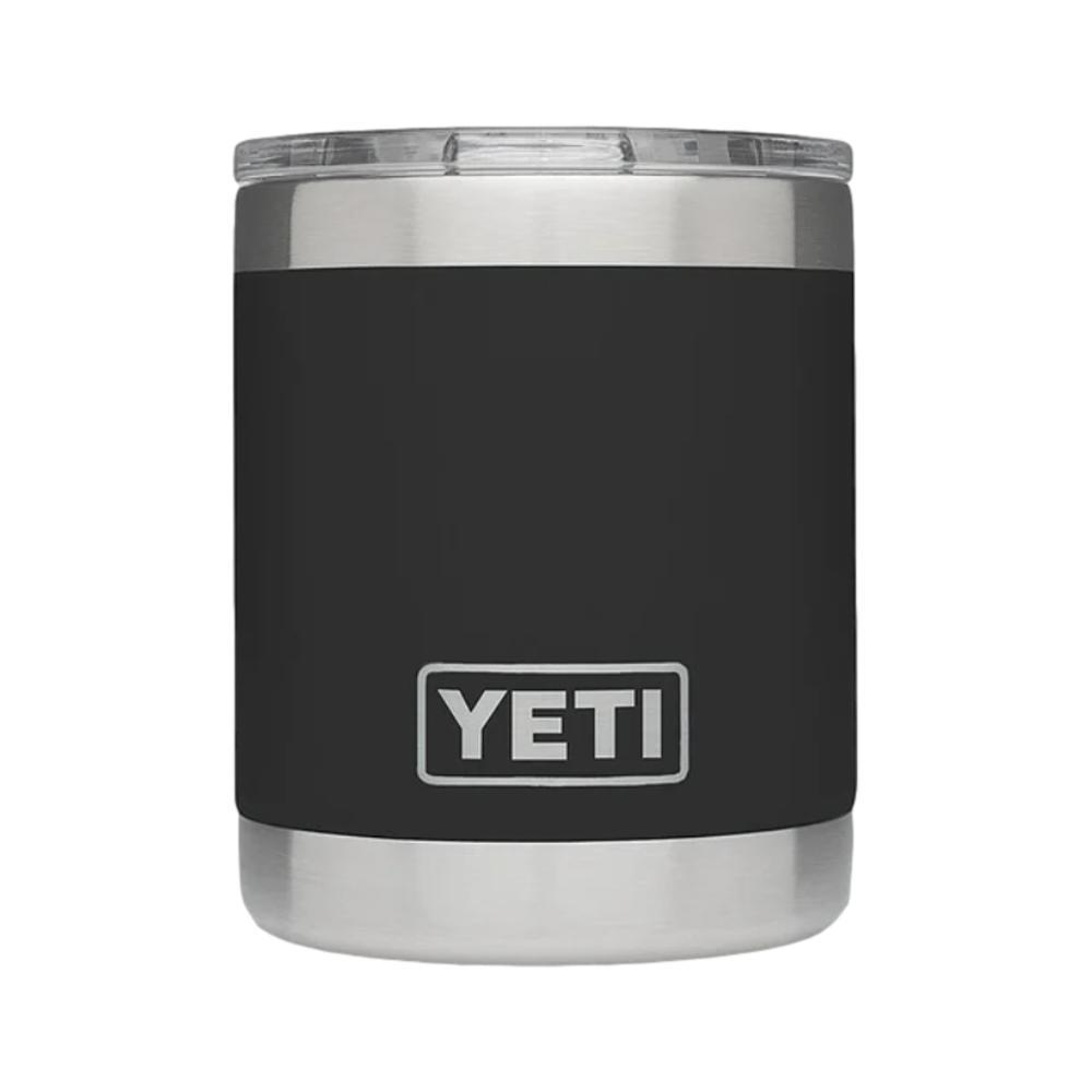 YETI Rambler 10oz Lowball with MagSlider Lid BLACK