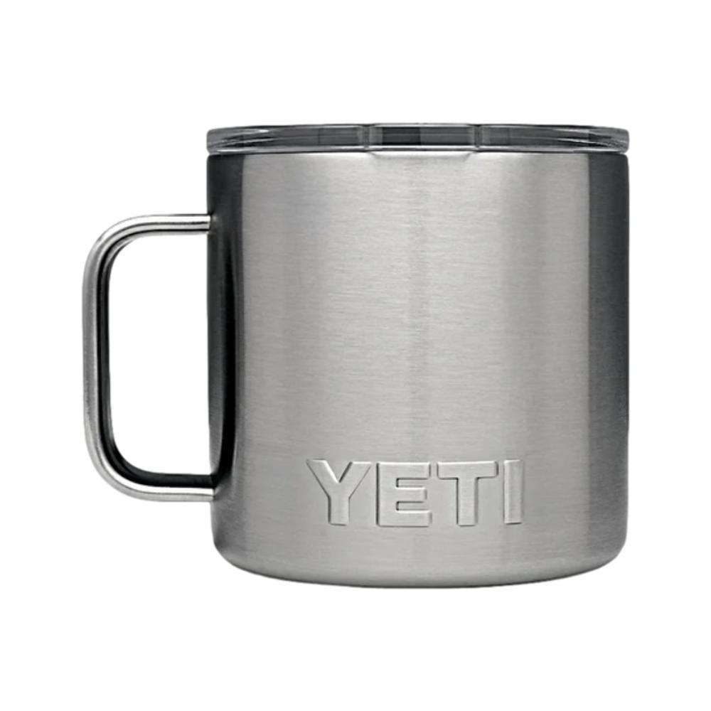 YETI Rambler 14oz Mug with MagSlider Lid STAINLESS