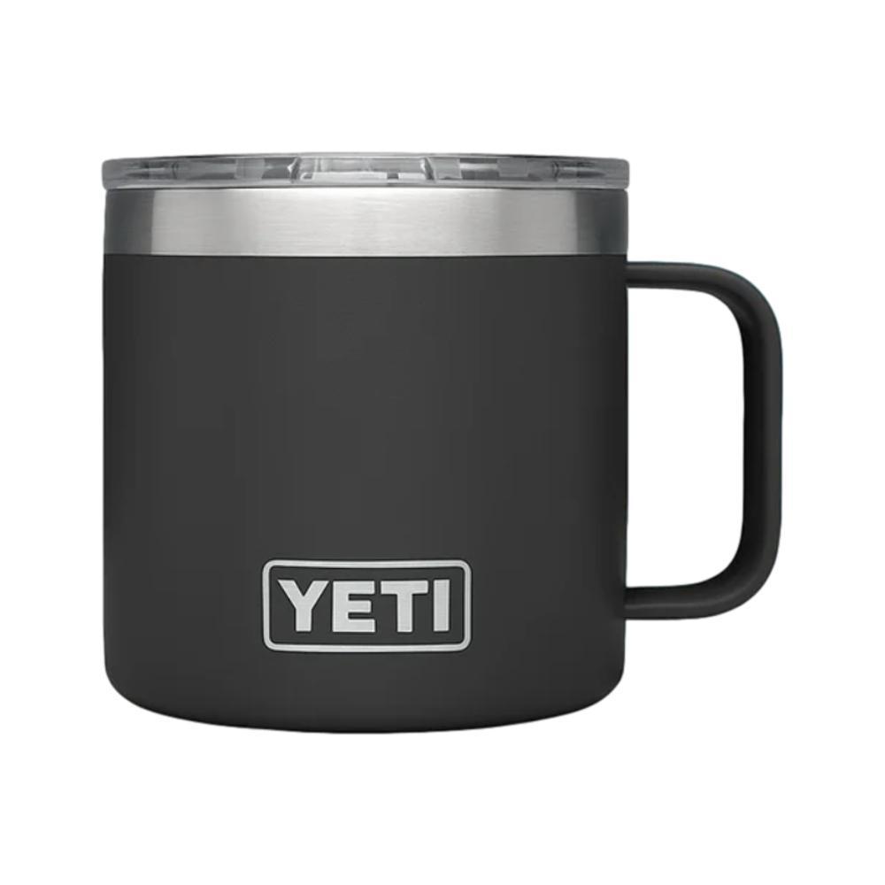YETI Rambler 14oz Mug with MagSlider Lid BLACK