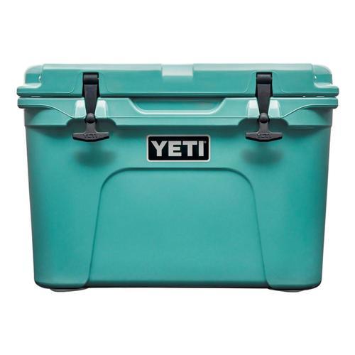 YETI Tundra 35 Cooler Aquifer_blue
