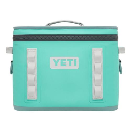 YETI Hopper Flip 18 Soft Cooler Aquifer_blue
