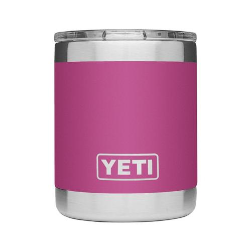 YETI Rambler 10oz Lowball with MagSlider Lid Prickly_pear