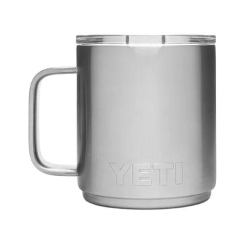 YETI Rambler 10oz Stackable Mug with MagSlider Lid Stainless_steel