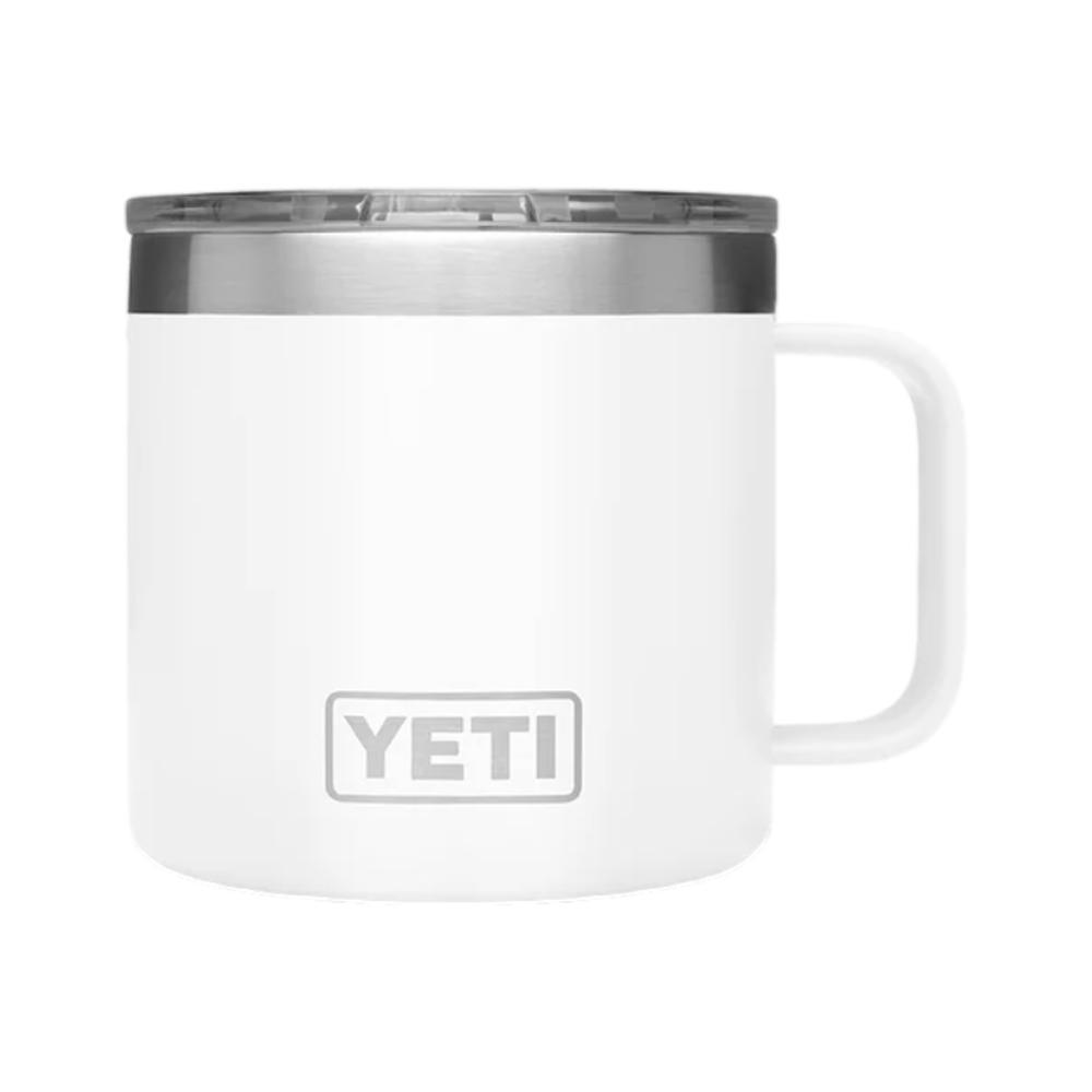 YETI Rambler 14oz Mug with MagSlider Lid WHITE