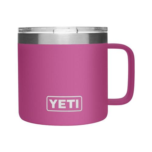 YETI Rambler 14oz Mug with MagSlider Lid Prickly_pear