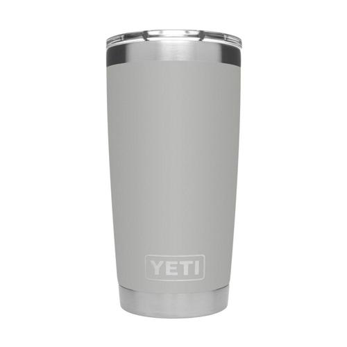 YETI Rambler 20oz Tumbler Granite_grey